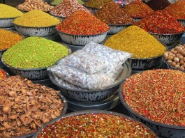 Indian food spices