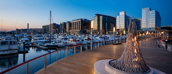 Image result for district wharf