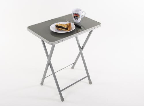 camp4 table basse d appoint pliante butler 53x38x64cm meuble de camping reimo