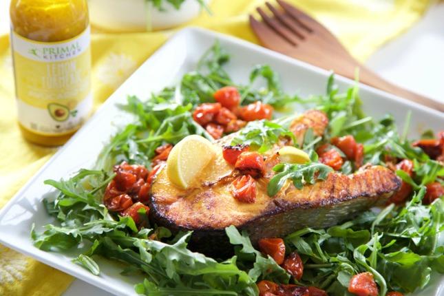 broiled salmon 2