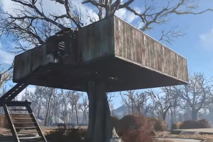 How To Take Fallout 4 Base Building To The Next Level Eurogamer Net