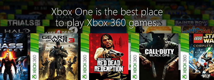 Xbox One Backwards Compatibility List What Xbox 360 Games