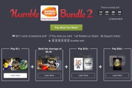 Project Cars, Tales of Zestiria or Naruto SUNS 3 in the new Humble Bundle
