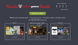 Deep Silver stars in the new Humble Bundle