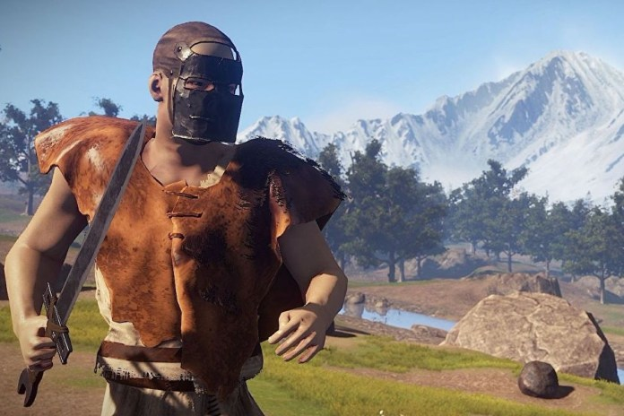 Rust Is Leaving Early Access Next Month After Four Years In Development Eurogamer Net