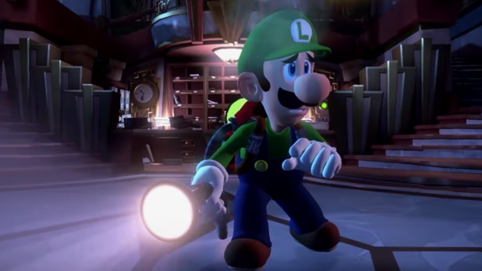 Luigis Mansion 3 Announced For Nintendo Switch