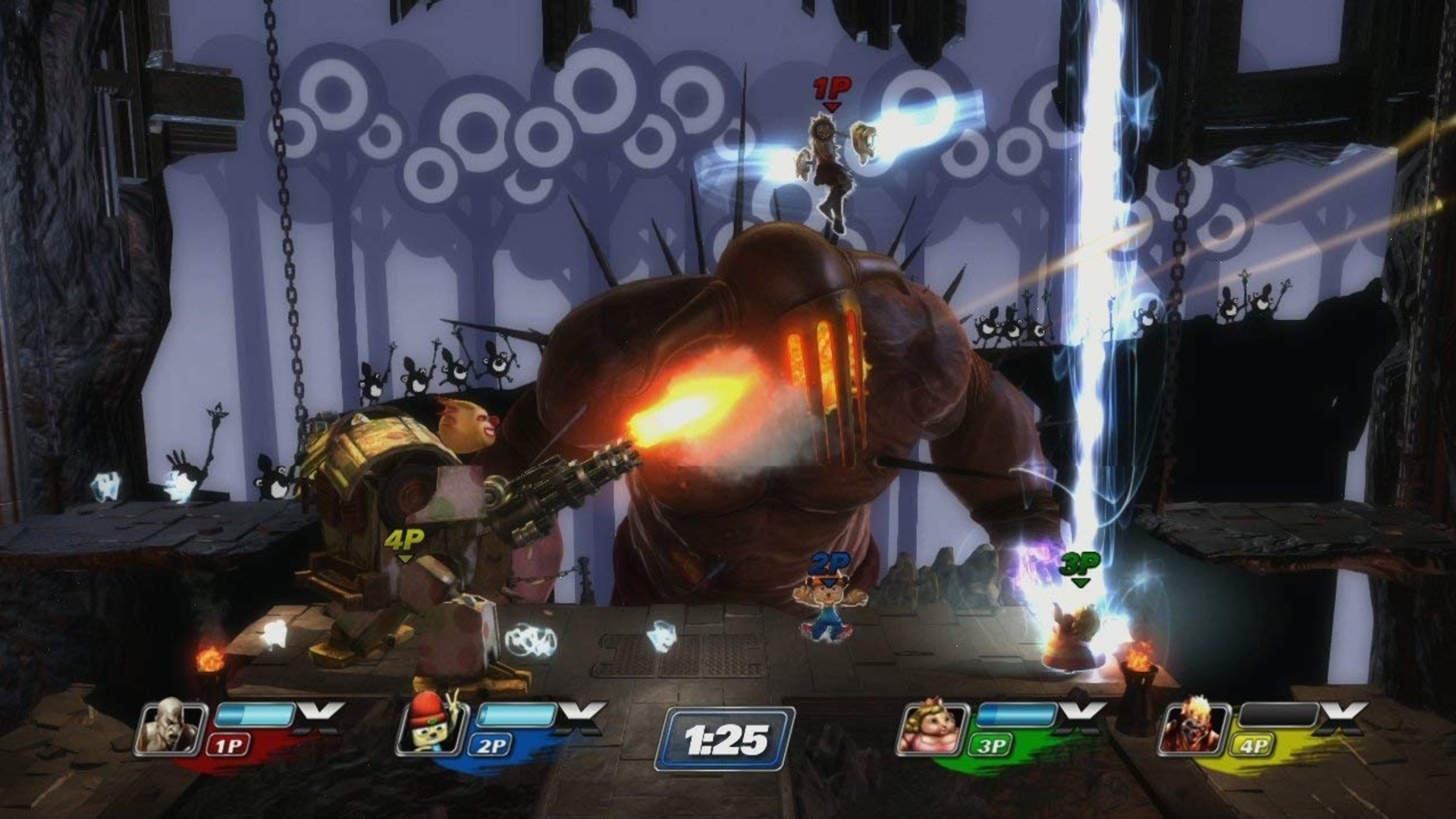 PlayStation All Stars Battle Royale And Other PS3 Games Suffer Server Shutdown In October