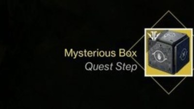 New Exotic Quest Steps The Draw Quest Steps The Draw Quest