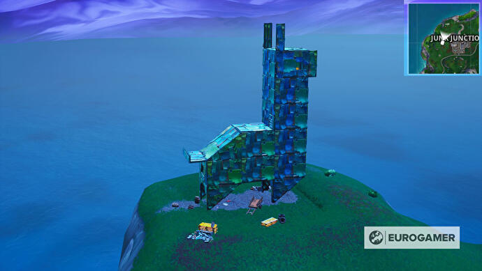 Fortnite Wooden Rabbit Location Where To Visit A Wooden Rabbit