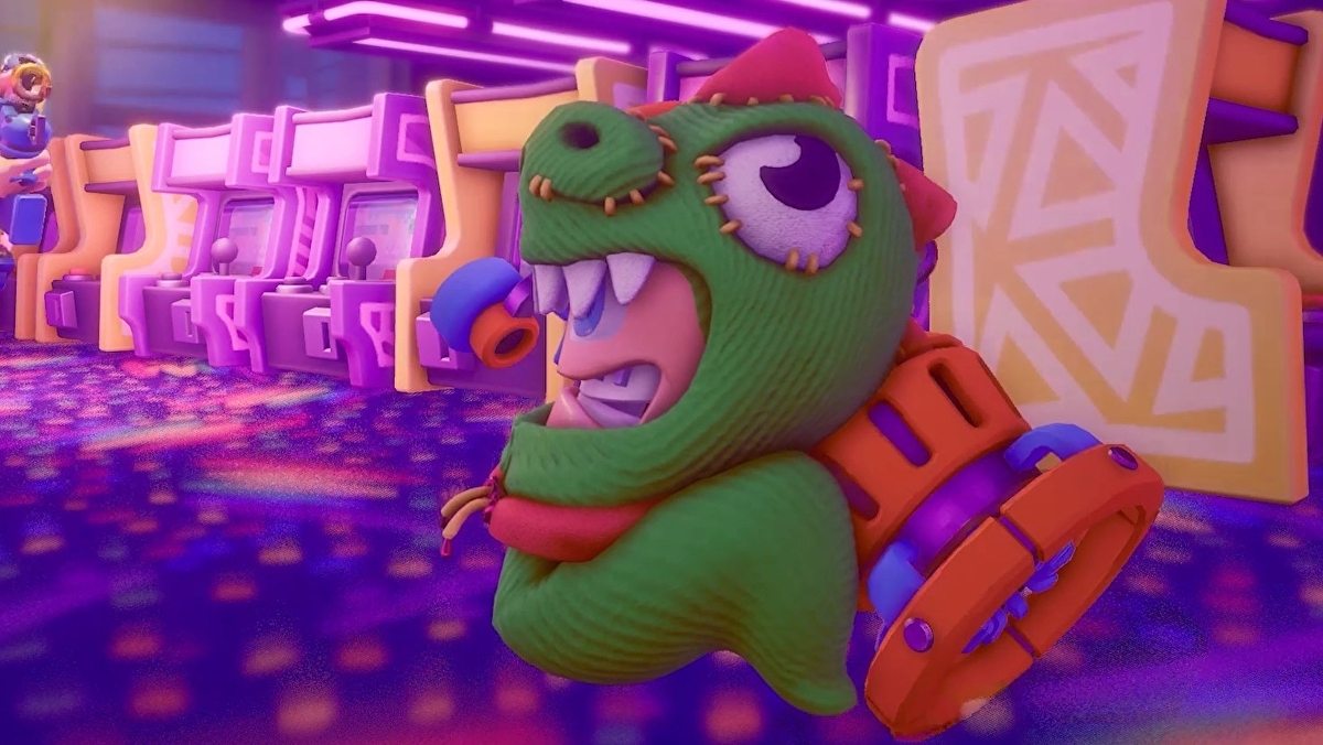 Battle Royale Worms Game will be released soon for PC, PS4, and PS5