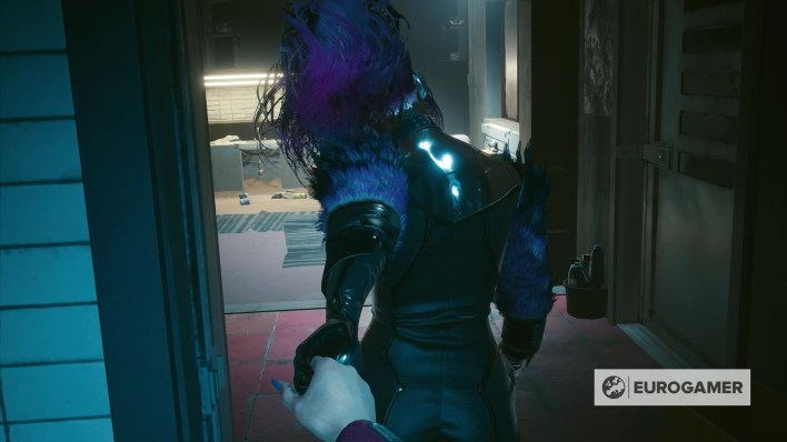 People are modding Cyberpunk 2077 to have sex with Keanu Reeves' character 4