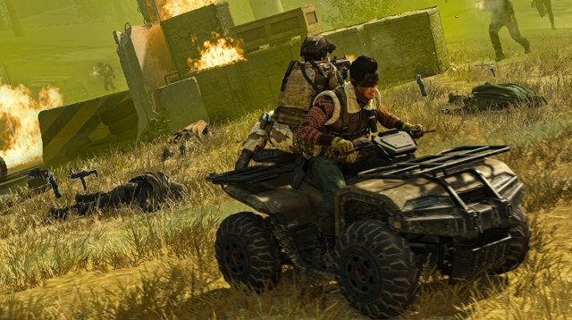 Activision battles to contain Call of Duty: Warzone map leak 2
