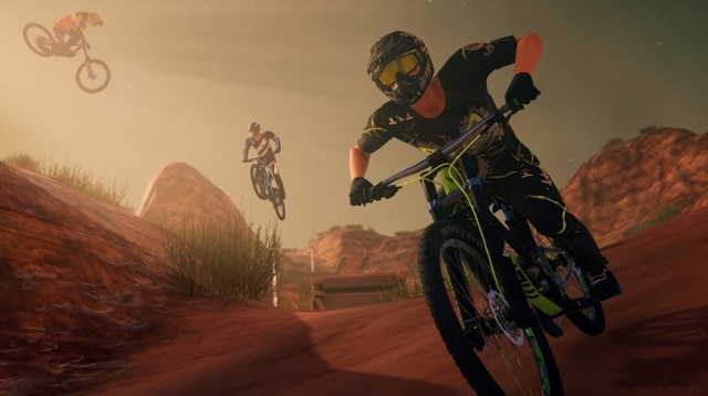 Acclaimed downhill biking game Descenders gets Xbox Series S/X enhancements update 2