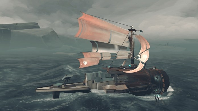 far lone sails follow up changing tides is a post apocalyptic adventure across the waves 1623703027249