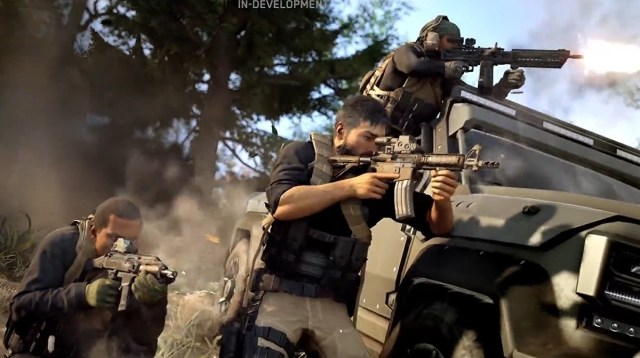 Ghost Recon Frontline is a new and evolving free-to-play shooter for up to 102 players 2