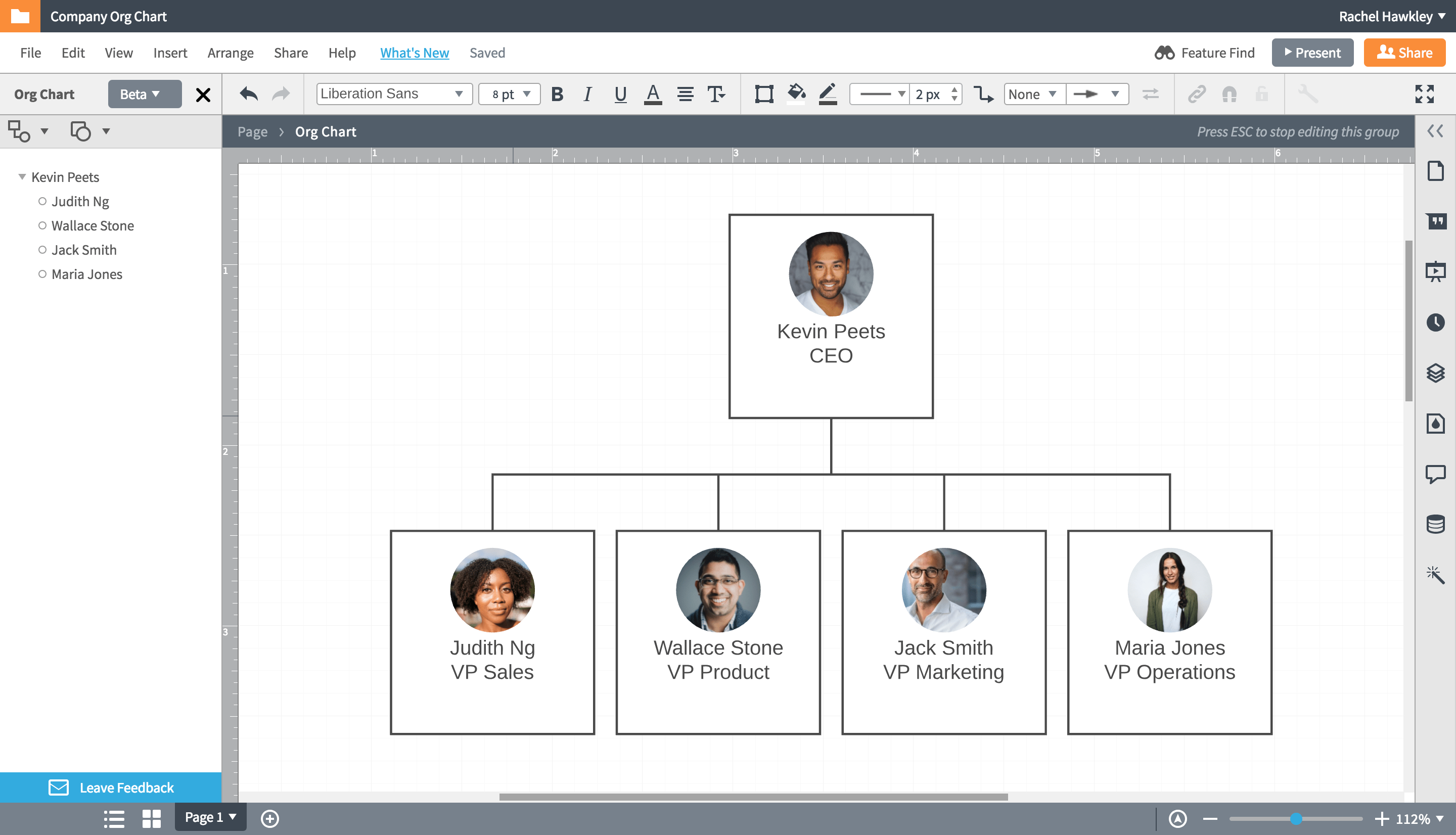 How To Make An Org Chart In Excel