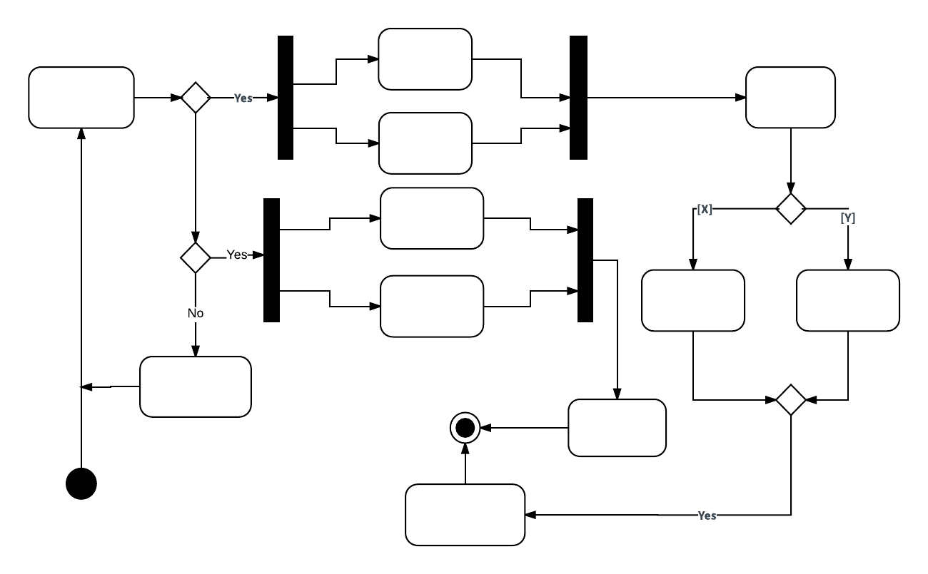 Process Flow Diagram Optional Steps