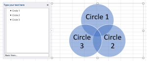 How to Make a Venn Diagram in Excel | Lucidchart