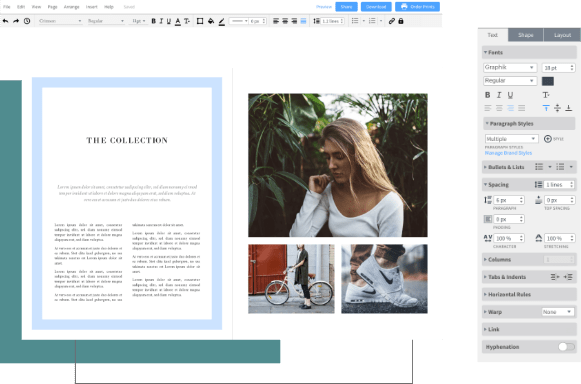 Free Layout And Design Software Online [for Print & Digital]