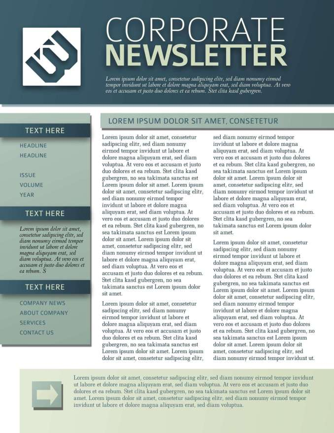 Examples Of Internal Staff Newsletters Newsinvitationco - Staff newsletter templates
