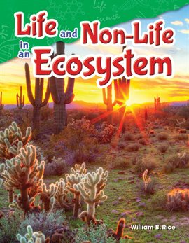 Cover image for Life and Non-Life in an Ecosystem