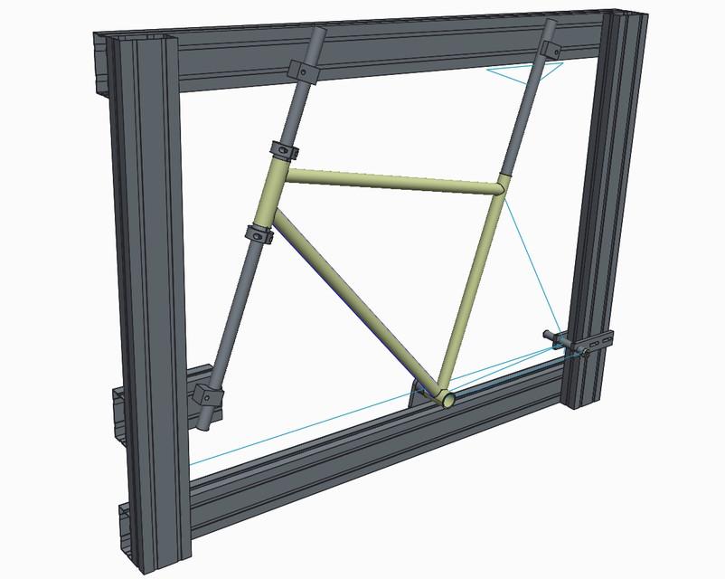 Old Fashioned Frame Building Jig For Sale Elaboration - Frames Ideas ...