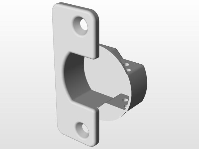 invisible 3d cad model library grabcad
