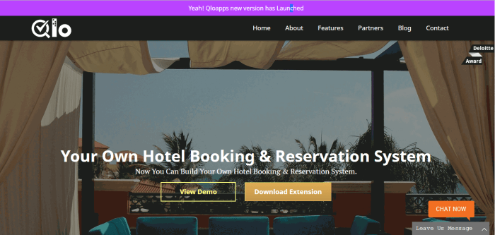 Hotel & Booking Reservation Ecommerce system Free Download