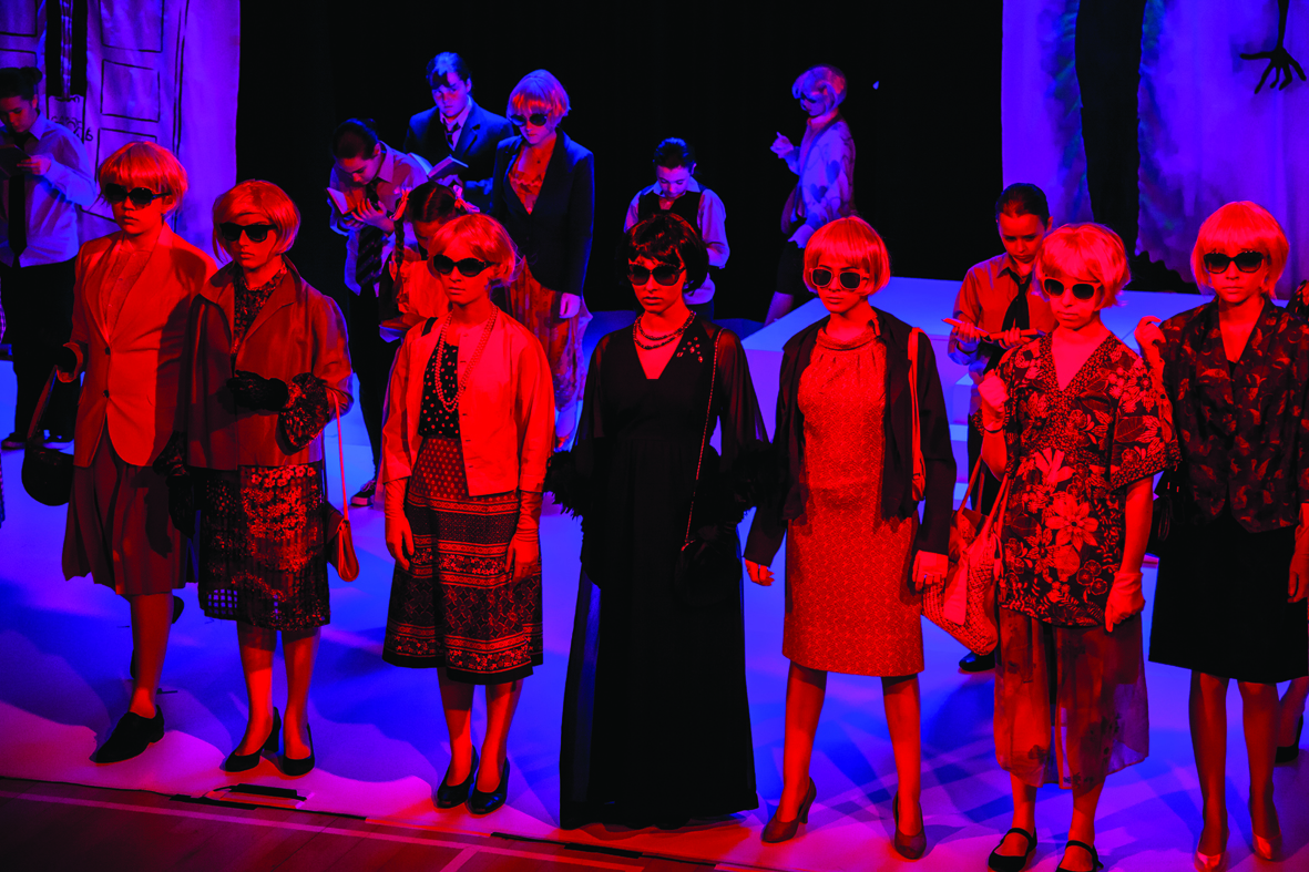 Burgess Hill Schools Stages A Magical Production Of The