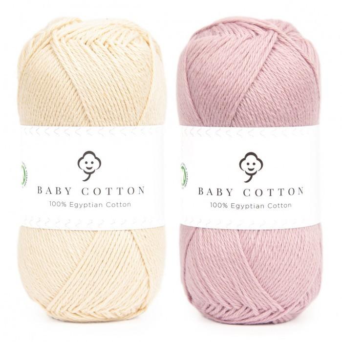Baby Cotton Organic Yarn Hobbii