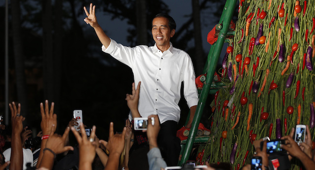 Jokowi Has No Ties To The Military Or To Powerful Political Families