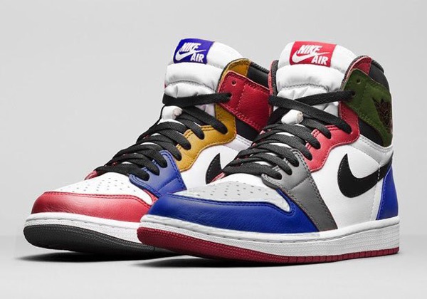 AIR JORDAN 1 'WHAT THE'?