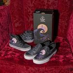 "10月31日発売 Disney x VANS ""Nightmare Before Christmas"""