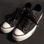 更新 fragment design x Converse CHUCK TAYLOR sample