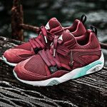 "販売情報 10月10日国内発売予定 Sneaker Freaker x Packer x Puma Blaze of Glory ""Bloodbath"""