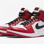 7月25日発売予定 直 AIR JORDAN 1 .5 HIGH THE RETURN CHICAGO