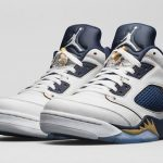 "2月20日発売予定 AIR JORDAN 5 RETRO LOW ""DUNK FROM ABOVE"""