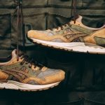 "11月12日先行予約開始 12月5日発売予定 ASICS Tiger x SBTG x KICKS LAB. GEL-LYTE V ""PHYS ED"""