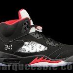正式発表前からプレミアム価格に Supreme x Air Jordan 5