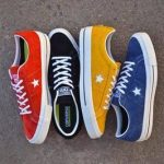 海外発売開始 LUNARLON採用 CONVERSE ONE STAR HAIRY SUEDE