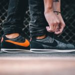 "10月29日発売予定 Nike Cortez Basic Premium QS ""Day of the Dead"""