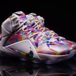 """7月18日発売 直 Nike LeBron 12 EXT """"Prism"""""""