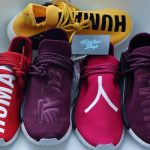 9月発売予定 Pharrell x adidas NMD sample