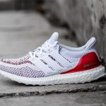 "海外7月26〜8月1日発売予定 ADIDAS ULTRA BOOST ""white multi"""