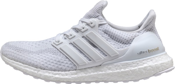 UltraBOOST Heather white W