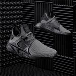 "海外9月18日発売予定 ADIDAS ORIGINALS NMD_XR1 ""triple black"""