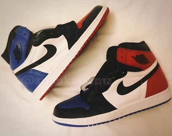 "NIKE AIR JORDAN 1 HIGH ""TOP3""""WHAT THE"""