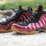 "10月20日発売予定 Nike Air Foamposite One ""Maroon"""