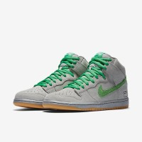 "NIKE SB DUNK HIGH PREMIUM ""GREY BOX"""