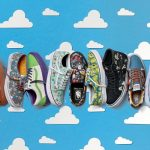国内10月8日発売予定 VANS x TOY STORY COLLECTION